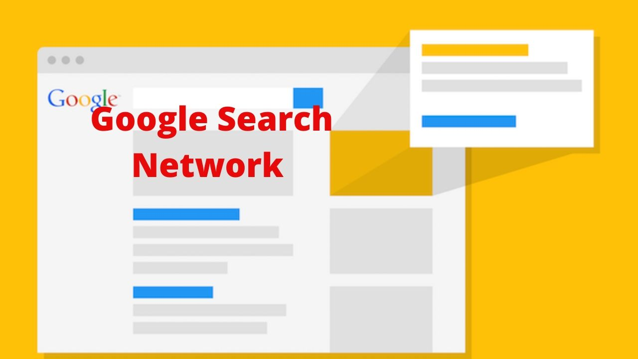 google adwords search network ads