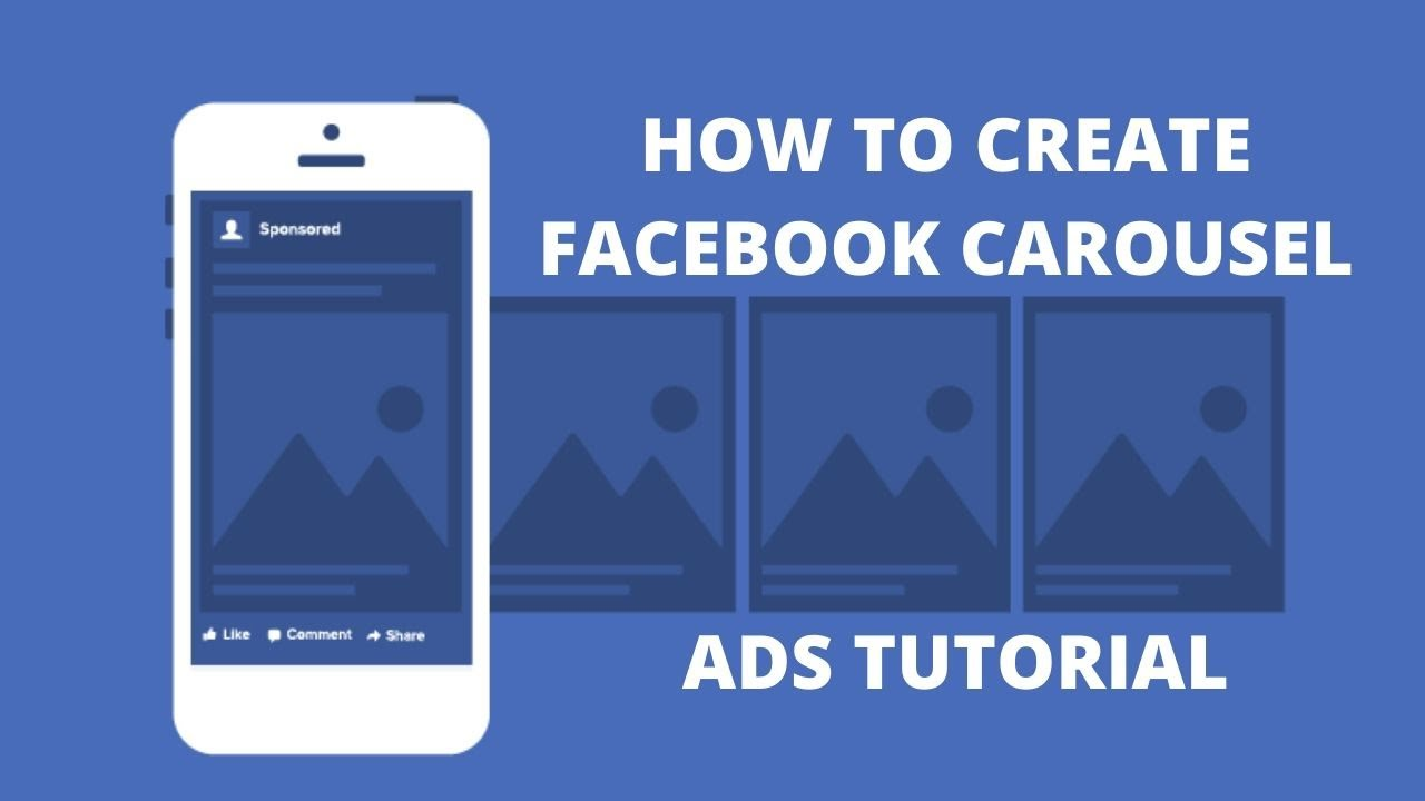 How to create Facebook Carousel Ads Tutorial