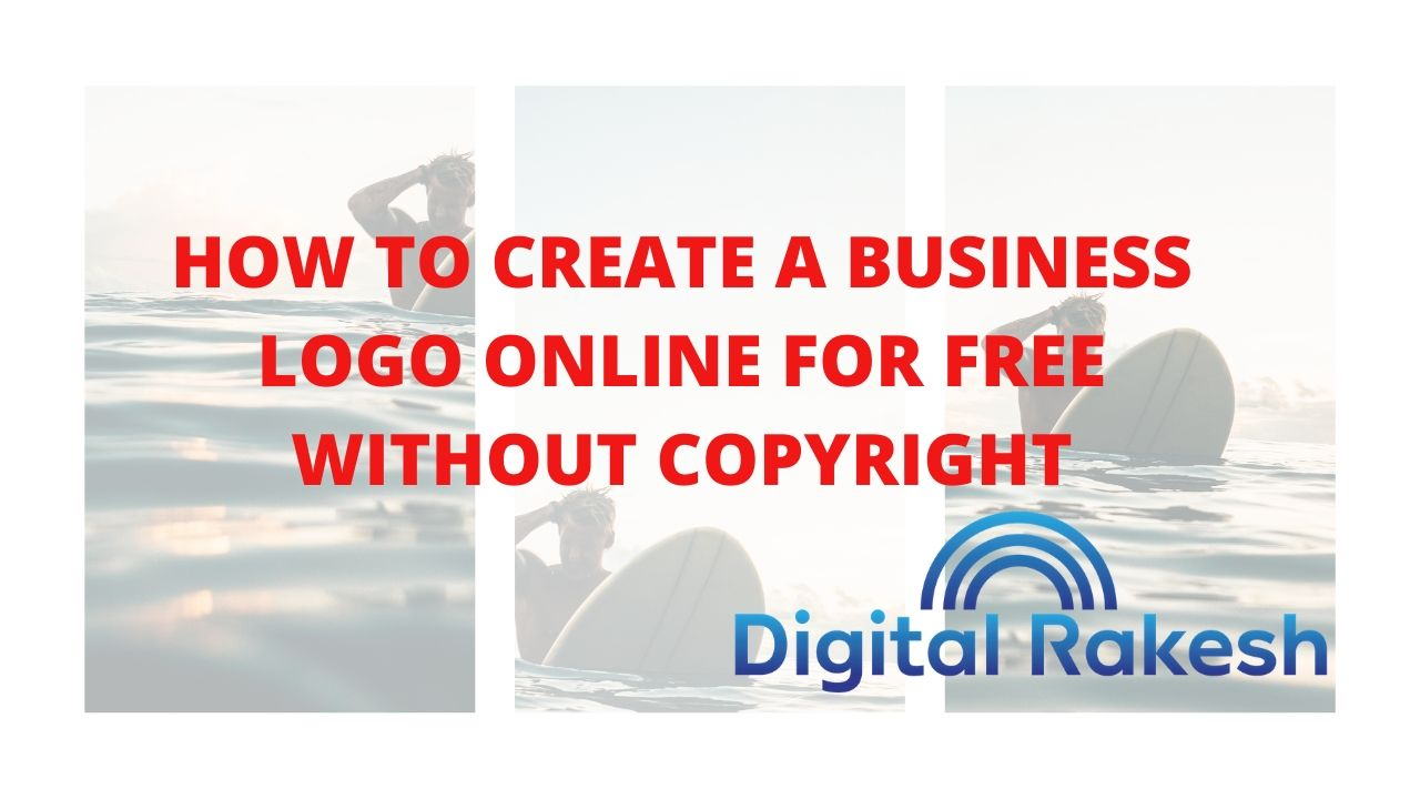 How to create a business logo online for free without copyright